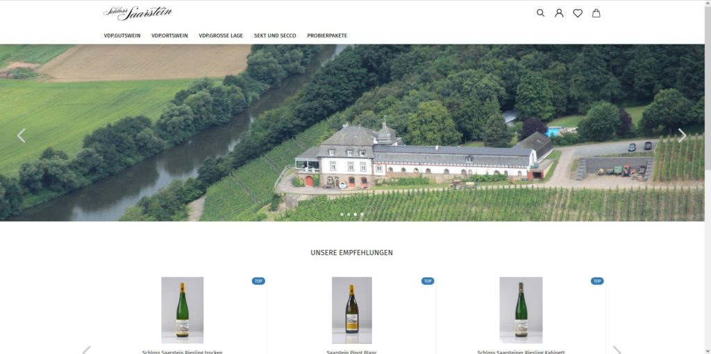 Weingut Saarstei